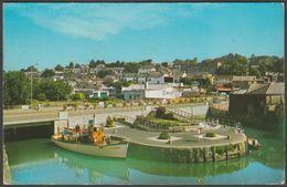 Worth's Quay, Truro, Cornwall, 1974 - Photo Precision Postcard - England