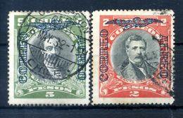 1928-32 LOTTO POSTA AEREA USATA - Chile