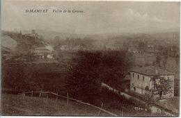 ST MAMERT - Vallée De La Grosne - France