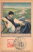 FRANCE CARTE MAXIMUM  NUM.YVERT  736 Lutte Contre La Tuberculose - 1940-49