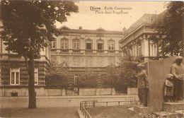 DISON   ---  Ecole Communale  -  Place Jean Roggeman - Dison