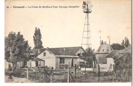 VERNEUIL  La Ferme Du Moulin à Vent - Verneuil Sur Seine