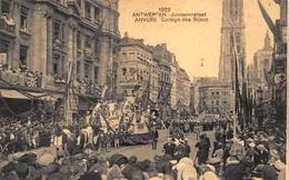 Antwerpen Anvers    Juwelen Stoet Juwelenstoet  Anno 1923        X 3563 - Antwerpen