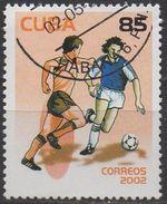 CUBA   N°4003__OBL VOIR SCAN - Cuba