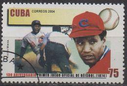 CUBA   N°4211__OBL VOIR SCAN - Cuba