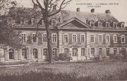 Hardinghen 62 - Château Du XVIIème Siècle - Vue Nord - Francia
