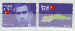 Timor Leste - 2002, Independence 2v Mnh - East Timor