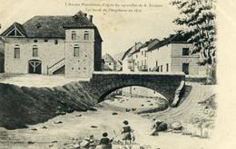 PLOMBIERES Les BAINS -  PLOMBIERES Ancien - Jacquot - Les Bords De L'Augeronne En 1820 - Plombieres Les Bains