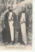 Comores-Anjouan-Types Anjouanais. - Comoros