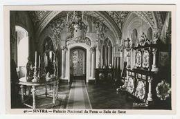 Sintra       Palacio Nacional Da Pena       Sala De Saxe - Portugal