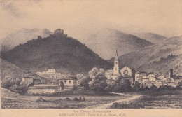 St Afrique Le Vieux Rouergue - Saint Affrique