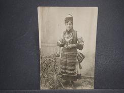 ROUMANIE - Carte Postale Photo D'une Roumaine - L 10196 - Roumanie