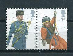 2008 England Costumes,uniformen Used/gebruikt/oblitere - 1952-.... (Elizabeth II)