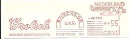 NL Nice Cut Meter Grolsch Bierbrouwerij, Enschede 6/8/1976 - Bier