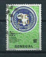 1984 Senegal 25 Years UNO Used/gebruikt/oblitere - Senegal (1960-...)