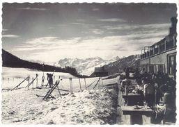 Cpsm Montgenèvre - Repos Des Skieurs - France