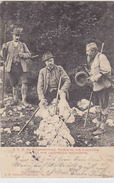 S.K.H. Erzgrossherzog Von Luxemburg Lässt Sich Von Jagdgelifen Rapportieren - 1902       ( A-59-100311) - Ansichtskarten