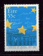 Lot 239 - B 19 - Irlande** N° 1762 - Cinquant. Du Traité De Rome -  Année 2007 - Europa-CEPT