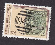 Cyprus, Scott #531, Used, Cyprus Stamp Centenary, Issued 1980 - Cyprus (Republic)