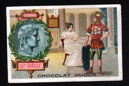Chocolat Hugon, IVe Siecle, Constantin - Chocolat