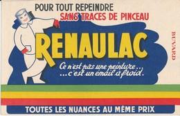 BUVARD - Peinture RENAULAC - Paints