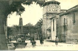 (06) LAVELANET  -  LA FONTAINE PLACE DE L EGLISE    -  -   L5-209 - Lavelanet