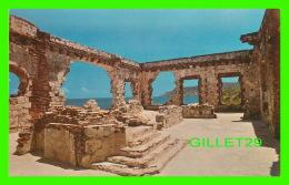 AGUADILLA, PUERTO RICO - OLD SPANISH LIGHTHOUSE & CUSTOMS HOUSE CIRCA 1800 - - Puerto Rico
