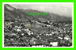 SIERRE, SUISSE,  VS - VILLA ET MURAZ -  TRAVEL IN 1958 -  EDITION PHOT. PERROCHET - - VS Valais