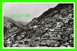 ISÉRABLES, SUISSE,  VS -  1116 M. ALT.  -  EDITION PHOT. PERROCHET - TRAVEL IN 1954 - - VS Valais