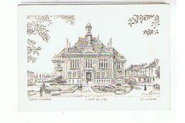 08..RETHEL - HOTEL DE VILLE - CARTE DE YVES   DUCOURTIOUX ((SITES  ET MONUMENTS)) - Rethel
