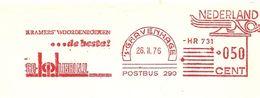 NL Front Firmcover Meter Kramers Woordenboeken De Beste Dictionary 's-Gravenhage 26/2/1976 - Andere