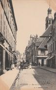 21 - BEAUNE - Rue De Lorraine. - Animée. - Beaune