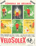 BUVARD - La Bicyclette VELOSOLEX - Bikes & Mopeds