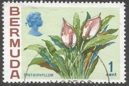 Bermuda. 1970 Flowers, 1c Used. SG 249 - Bermuda