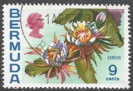 Bermuda. 1970 Flowers, 9c Used. SG 255 - Bermuda