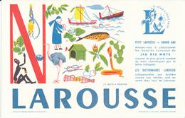 BUVARD - Librairie, Dictionnaires LAROUSSE, Lettre N - Blotters