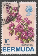 Bermuda. 1970 Flowers, 10c Used. SG 256 - Bermuda