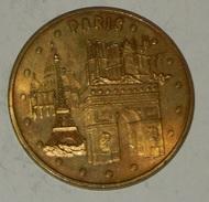 PARIS – GETTONE – COLLECION NATIONALE – MONNAIE DE PARIS – MEDAILLE OFFICIELLE – LIMITED EDITION - (80) - Monnaie De Paris