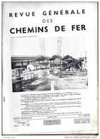 Revue Générale Des Chemins De Fer  03/1953  -  Locomotive  CC6052 -  Gestion Des Chemins De Fer  -   A L'etranger - Trains