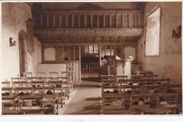PARTRISHSHOW CHURCH INTERIOR - Breconshire