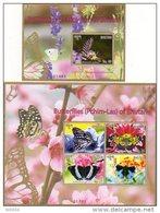 2014 BHUTAN - Butterflies - Farfalle