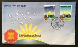 FDC Philippines 1999 - ASEAN Informal Summit - Organizzazioni