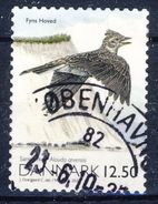 +D2513. Denmark 2010. Bird. Michel 1558. Used. - Used Stamps