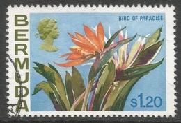 Bermuda. 1970 Flowers, $1.20 Used. SG 264 - Bermuda