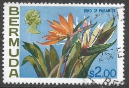 Bermuda. 1970 Flowers, $2 Used. SG 264a - Bermuda