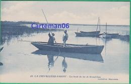 44 - La Chevrolière Passay - Les Bords Du Lac De Grand-Lieu - Editeur: Mauvoisin N°40 - France