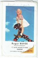 Foto/Photo. Pochette Kodak, Roger Banse, Namur. - Matériel & Accessoires