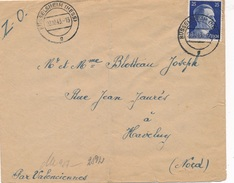 Lettre Russelsheim Censure WWII - Allemagne