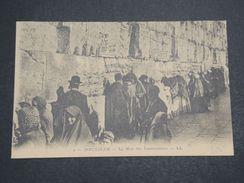 ISRAËL - Carte Postale De Jérusalem , Le Mur Des Lamentations - L 10241 - Israel