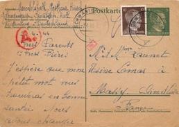 Entier Schwabisch Censure WWII - Allemagne